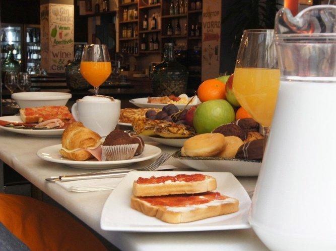 Gastronomy ciutat barcelona hotel