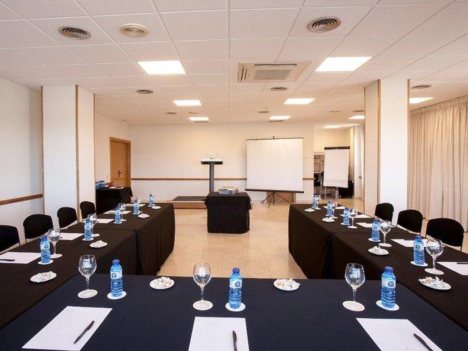 Meeting room Porta de Gallecs Hotel Mollet del Vallés
