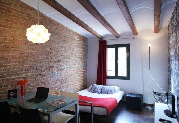 Room Ciutat Vella Apartaments Barcelona