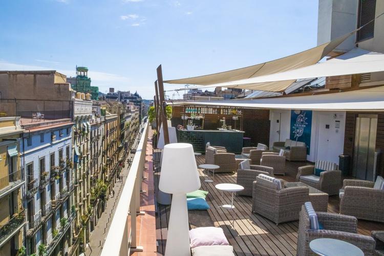 Bar ciutat barcelona hotel