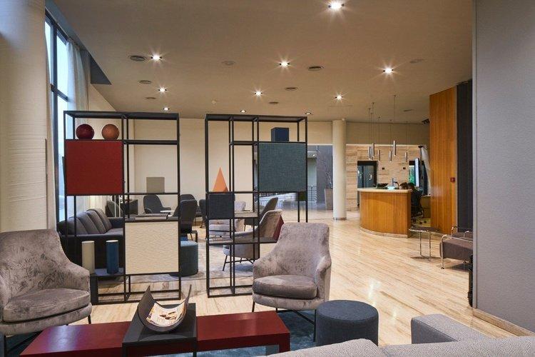 Living room Ciutat de Granollers Hotel Granollers