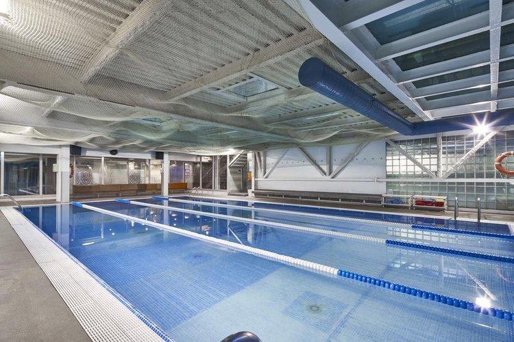 Swimming pool Ciutat de Granollers Hotel Granollers