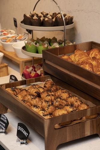 Breakfast ciutat barcelona hotel