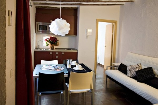 One-bedroom apartment (1-2 persons) Ciutat Vella Apartaments in Barcelona