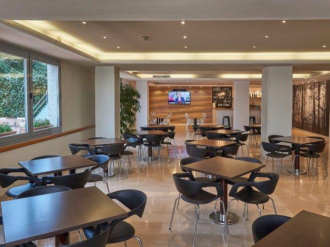 Restaurant porta de gallecs hotel mollet del vallés