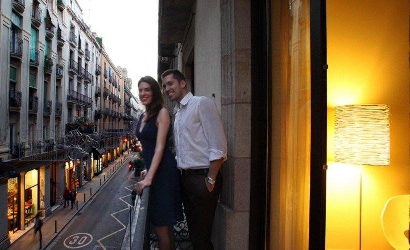 Terrace Ciutat Barcelona Hotel Barcelona