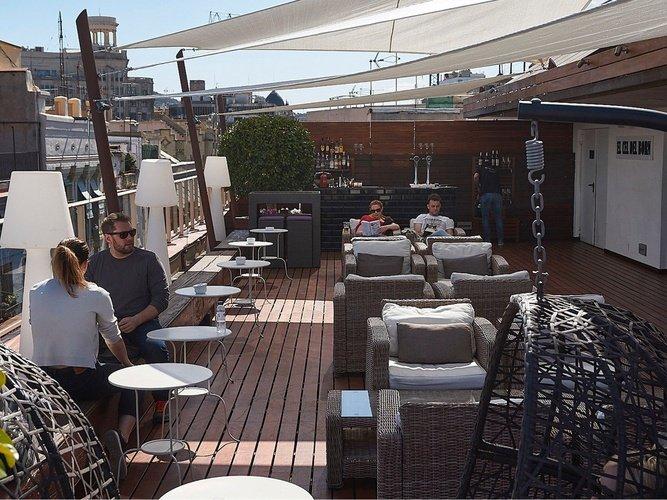 Restaurant ciutat barcelona hotel
