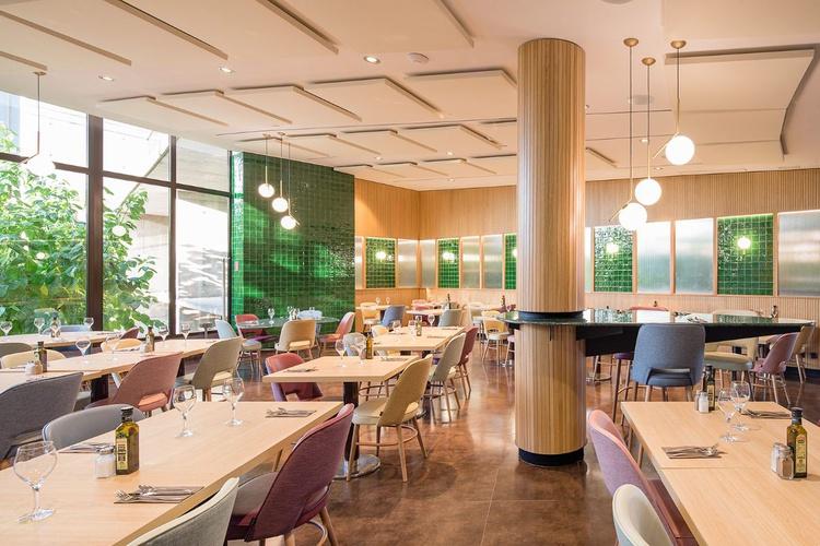 Restaurant ciutat de granollers hotel