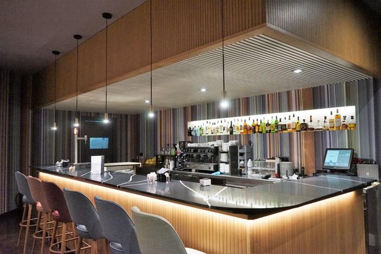 Cafeteria ciutat de granollers hotel